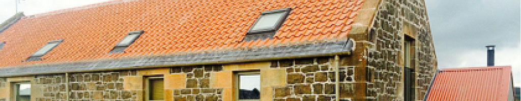 Pitched Roofs In Falkirk Scotland
