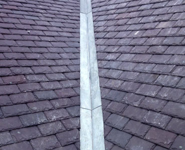 Lead Roof work